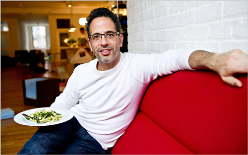 CELEBRITY CHEF YOTAM OTTOLENGHI ANNOUNCES BIRTH OF HIS FIRST SON THROUGH SURROGACY