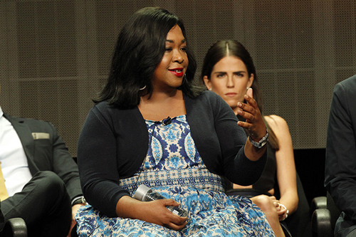 SHONDA RHIMES WELCOMES BABY NUMBER 3 VIA SURROGACY
