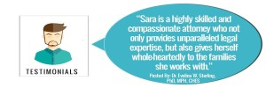 Sara Clay Surrogacy Law Testimonial 2