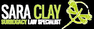 Sara Clay Surrogacy Law Logo